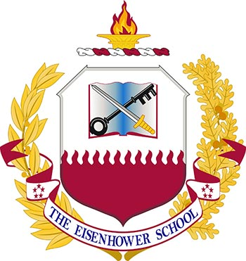 eisenhower school seal